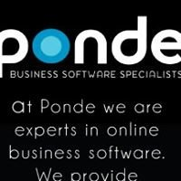 Ponde Business Software Specialists