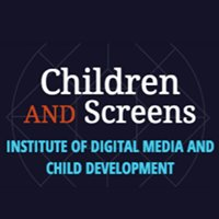 Children and Screens: Institute of Digital Media and Child Development