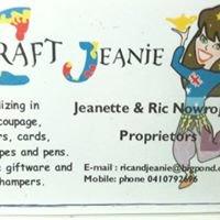 Craft Jeanie