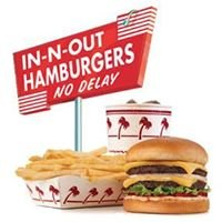 In-N-Out Burger - Rancho Santa Margarita