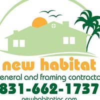 New Habitat Inc. General and Framing Contractor Serving Santa Cruz, CA area