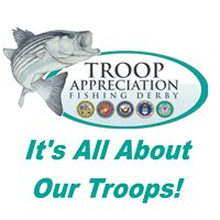 Lake Murray Troop Appreciation Fishing Derby