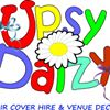 Upsy Daizy Chaircover Hire
