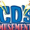 CD's Amusements