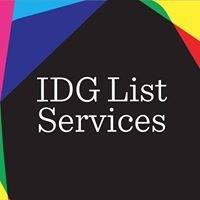 IDG List Services
