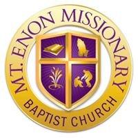 Mount Enon Missionary Baptist Church