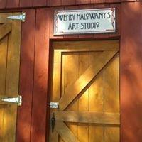 Wendy Malowany's Art Studio