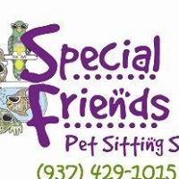 Special Friends Pet Sitting Service
