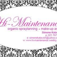 Hi-Maintenance