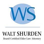 Walt Shurden: Board Certified Elder Law Attorney