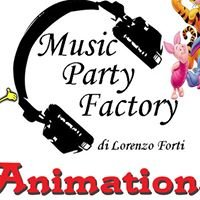 Music Party Factory di Lorenzo Forti - Animations