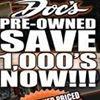 Doc's Harley-Davidson Used Bikes