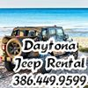 Daytona Jeep Rental/ Golf Cart Rental & Off-road adventures