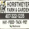HORSTMEYER FARM & GARDEN