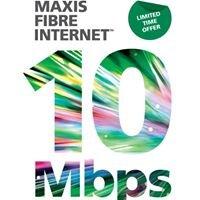 Maxis Home Fiber KL