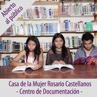 """Centro de Documentación del GESMujer """"Rosario Castellanos"""""""