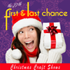 First & Last Chance Christmas Craft Shows