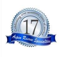 Aspen Reserve Specialties