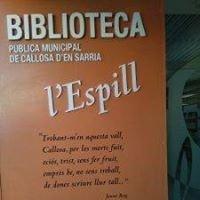 Biblioteca Callosa d'en Sarrià