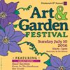 Petaluma's Art & Garden Festival