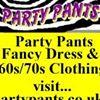 Party Pants Fancy Dress & 60s 70s Costumes