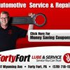 Forty Fort Lube & Service Inc.