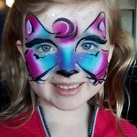Monkeys and Magnolias Face and Body Art - Face painting Southwest