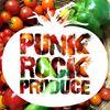 Punk Rock Produce Community Gardens