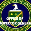 Department of Energy, Office of Inspector General thumb