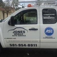 Jones Mobile Auto Service, inc.