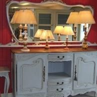 La Belle Étoffe - Vintage & Antique French Furniture, Mirrors and Lighting