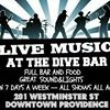 Live Music at Dive Bar