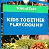 Kids Together Playground,  Marla Dorrel Park, Cary, NC