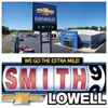 Smith Chevy of Lowell