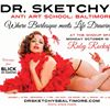Dr. Sketchy's Anti-Art School: Baltimore