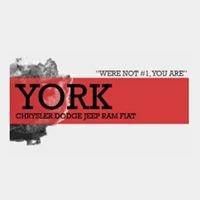York Chrysler Dodge Jeep Ram Fiat