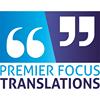 Premier Focus Translations