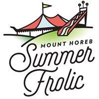 Mount Horeb Summer Frolic