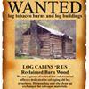 Log Cabins 'R Us Reclaimed Barn Wood
