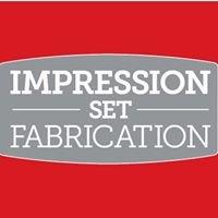 Impression Set Fabrication & Graphic Design by Rafi Bernstein
