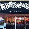 Baciami Restaurant & Bar
