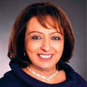 Saba Ishrat at First American Real Estate