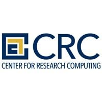 Center for Research Computing - CRC