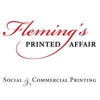 Fleming's Printed Affair