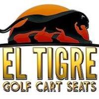 Golf Cart Seats by El Tigre