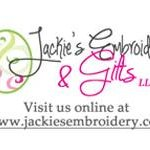 Jackie's Embroidery & Gifts LLC