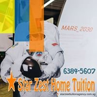 STAR ZEST HOME TUITION 63845607