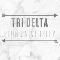Delta Delta Delta: Epsilon Delta, Elon University