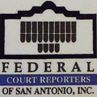 Federal Court Reporters of San Antonio