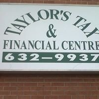 Taylor's Tax & Financial Centre